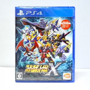 PS4™ Super Robot Taisen X Zone 2 JP / Japanese ราคา 2590.- // ส่งฟรี