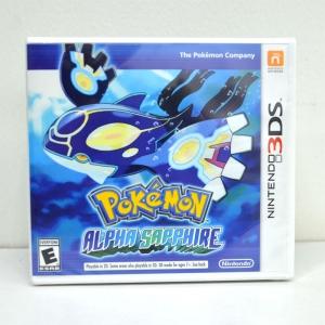 3DS (US) Pokemon : Alpha Sapphire
