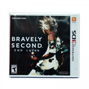 3DS™ (US) Bravely Second: End Layer Zone US / English (เกมขายดีมาก)