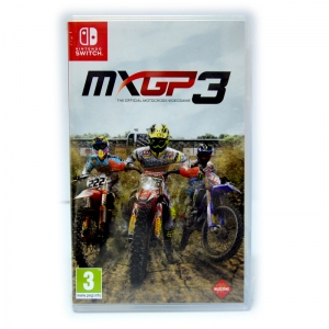 MXGP3: The Official Motocross Videogame Zone 2 EU/ English ราคา 1590.- // ส่งฟรี