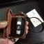 กระเป๋าซองหนังแท้ ใส่กุญแจรีโมทรถยนต์ โลโก้ BMW รุ่น ซิบรอบ thumbnail 6
