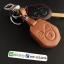 ซองหนังแท้ ใส่กุญแจรีโมทรถยนต์ รุ่นดอกกุญแจ Subaru (Sti) thumbnail 5