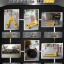รถลากพาเลท Hand Pallet รุ่น HP3000 รับน้ำหนักถึง 3000 กิโลกรัม งากว้าง 685 mm. thumbnail 2