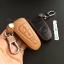 ซองหนังแท้ ใส่กุญแจรีโมทรถยนต์ MG 6 สี ดำ,น้ำตาล thumbnail 8