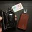 กระเป๋าซองหนังแท้ ใส่กุญแจรีโมทรถยนต์ โลโก้ Mercedes Benz รุ่น ซิบรอบ thumbnail 7