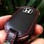 ซองหนังแท้ ใส่กุญแจรีโมทรถยนต์ รุ่นหนังนิ่มโลโก้ H-เงิน All-new Honda CR-V G5 2017-18 Smart Key 3 ปุ่ม thumbnail 10