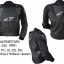 ชุดขี่มอเตอร์ไซค์ เสื้อแจ็คเก็ต AL010 thumbnail 2