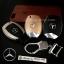 กรอบ-เคส ใส่กุญแจรีโมทรถยนต์ รุ่นตูดดัดผิวด้าน ABS Mercedes Benz thumbnail 1