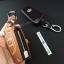 ซองหนังแท้ ใส่กุญแจรีโมทรถยนต์ รุ่นเรืองแสง Toyota Hilux Revo,New Altis 2014-17 พับข้าง 3 ปุ่ม thumbnail 7