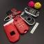 กรอบ-เคส ใส่กุญแจรีโมทรถยนต์ รุ่นเรืองแสง Honda Civic,All New Jazz พับข้าง 3 ปุ่ม thumbnail 7