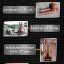 รถยกของไฮดรอลิกคันเล็ก จิ๋วแต่แจ๋ว HD70 ยกได้ถึง 500 kg รถขึ้นลงรถกระบะคนเดียวได้ thumbnail 3