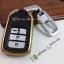 กรอบ-เคสยาง ใส่กุญแจรีโมทรถยนต์ All New Honda Accord,Civic 2016-17 รุ่น 3D Smart Key 4 ปุ่ม thumbnail 15