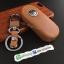 ซองหนังแท้ ใส่กุญแจรีโมทรถยนต์ รุ๋นโลโก้เหล็ก MG 3 คุณภาพเยี่ยม thumbnail 4