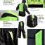 ชุดขี่มอเตอร์ไซค์ เสื้อกันฝน ยี่ห้อ PLOE สีเขียว ไซน์ L สีดำ-เขียว thumbnail 5