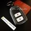 กรอบ-เคส ใส่กุญแจรีโมทรถยนต์ รุ่นกรอบเหล็ก HONDA HR-V,CR-V,BR-V,JAZZ Smart Key 2 ปุ่ม (ถอดดอกกุญแจออกได้) thumbnail 8