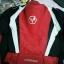 ชุดขี่มอเตอร์ไซค์ เสื้อแจ็คเก็ต เสื้อการ์ดอ่อน DUHAN D-089 ไซส์ L สีแดง thumbnail 6