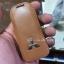 ซองหนังแท้ ใส่กุญแจรีโมทรถยนต์ รุ่นโลโก้เหล็ก Mitsubishi Mirage,Attrage,Triton,Pajero Smart Key 2,3 ปุ่ม thumbnail 8