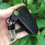 ซองหนังแท้ ใส่กุญแจรีโมทรถยนต์ MG 6 สี ดำ,น้ำตาล thumbnail 10