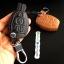ซองหนังแท้ ใส่กุญแจรีโมทรถยนต์ รุ่นตูดตัด Mercedes Benz สี ดำ,น้ำตาล thumbnail 8