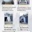 บันไดอลูมิเนียม Sanki (อลูมิเนียมทั้งตัว) รุ่น 3 ท่อน ( Sanki ) 12 ฟุต ทำทรงพาดได้ถึง 8.59 m ทรง A ยืดได้สูงถึง 5.81m thumbnail 2