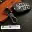 ซองหนังแท้ ใส่กุญแจรีโมท รุ่นด้ายสี All New Toyota Fortuner/Camry 2015-18 Smart Key 4 ปุ่ม thumbnail 5