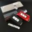 กรอบ-เคส ใส่กุญแจรีโมทรถยนต์ Mitsubishi Mirage,Attrage,Triton,Pajero ABS Smart Key 2,3 ปุ่ม สีดำด้าน thumbnail 9