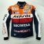 เสื้อการ์ดขี่มอเตอร์ไซค์ Honda Repsol ปี 2015 รุ่นใหม่ thumbnail 1