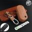 ซองหนังแท้ ใส่กุญแจรีโมทรถยนต์ รุ๋นโลโก้เหล็ก MG 3 คุณภาพเยี่ยม thumbnail 5
