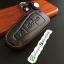 ซองหนังแท้ ใส่กุญแจรีโมทรถยนต์ MG 6 สี ดำ,น้ำตาล thumbnail 7