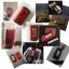 กรอบ-เคส ใส่กุญแจรีโมทรถยนต์ Mitsubishi Mirage,Attrage,Triton,Pajero ABS Smart Key 2,3 ปุ่ม สีทอง thumbnail 6