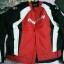 ชุดขี่มอเตอร์ไซค์ เสื้อแจ็คเก็ต เสื้อการ์ดอ่อน DUHAN D-089 ไซส์ L สีแดง thumbnail 3