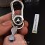 ซองหนังแท้ ใส่กุญแจรีโมทรถยนต์ Hi-En Mercedes Benz E-Class W213,E220d Smart Key thumbnail 10
