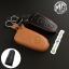 ซองหนังแท้ ใส่กุญแจรีโมทรถยนต์ MG 6 สี ดำ,น้ำตาล thumbnail 1