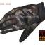 ถุงมือขี่มอเตอร์ไซค์ Komine GK-194 ลายพราง สีน้ำตาล thumbnail 1