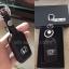 ซองหนังแท้ ใส่กุญแจรีโมทรถยนต์ HONDA HR-V,CR-V,BR-V,JAZZ Smart Key 2 ปุ่ม โลโก้ H เงิน thumbnail 7