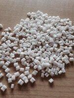 เม็ดพลาสติก PP (สีขาวนม)แพมเพิส